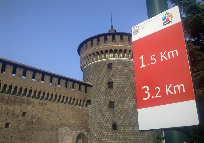 CorriMI Correre a Milano