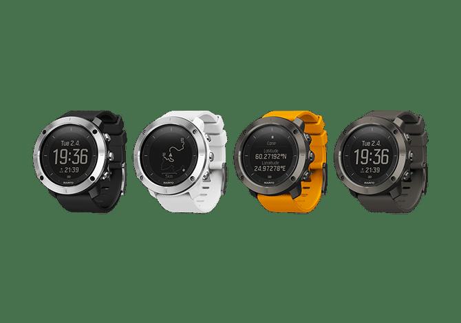 Suunto Traverse, il nuovo smartwatch con Gps