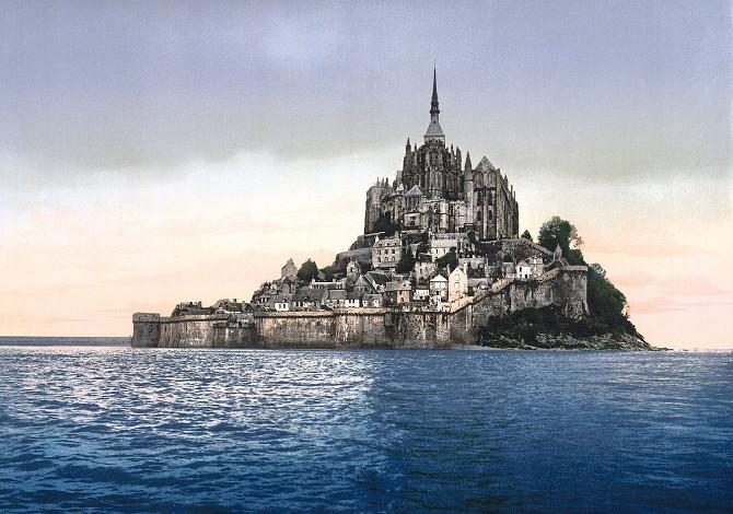 GR 53: il nuovo itinerario a piedi verso Mont Saint-Michel