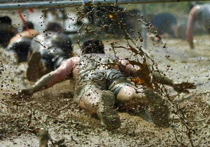 Campionato Italiano Mud Run 2016