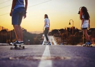 Motivi per cominciare ad andare con lo skateboard