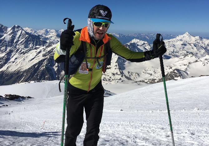 Nico Valsesia From Zero to Elbrus