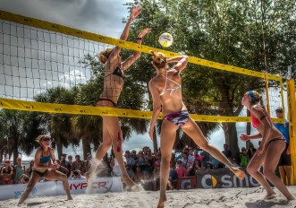 benefici beach volley corpo mente