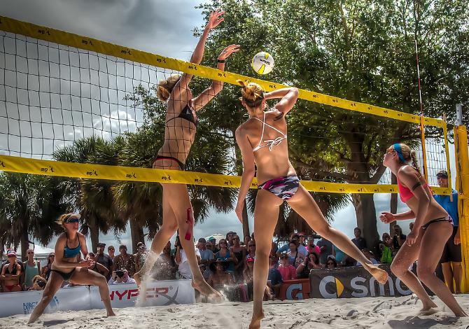 benefici beach volley corpo mente