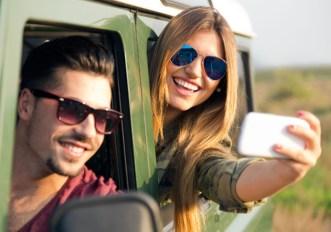Consigli selfie perfetti aperto natura