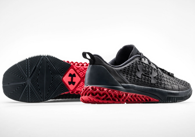 Under Armour Architect - (Credits: Under Armour)
