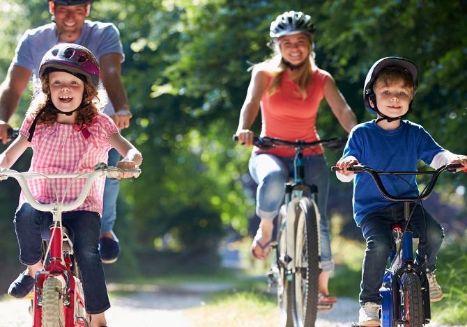 Importanza esempio genitori sport figli