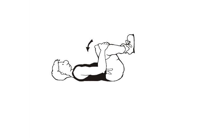 stretching dopo la corsa per la schiena