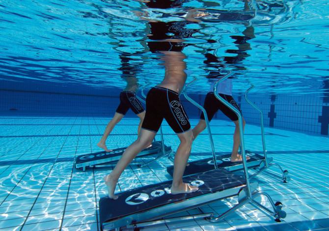 Correre in acqua