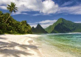 t'au island - samoa