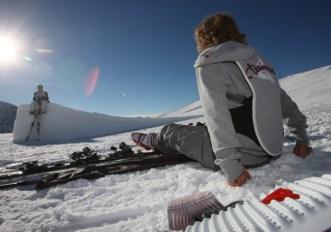 Il paraschiena per sciare serve davvero?