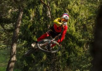 Consigli guidare bicai downhill bike park