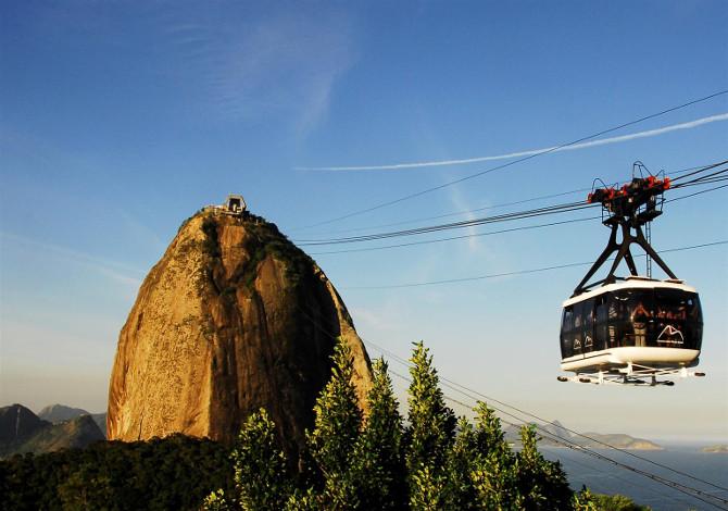 Sugarloaf Mountain Aerial Tram