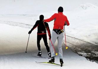 Dove fare di sci di fondo in Abruzzo
