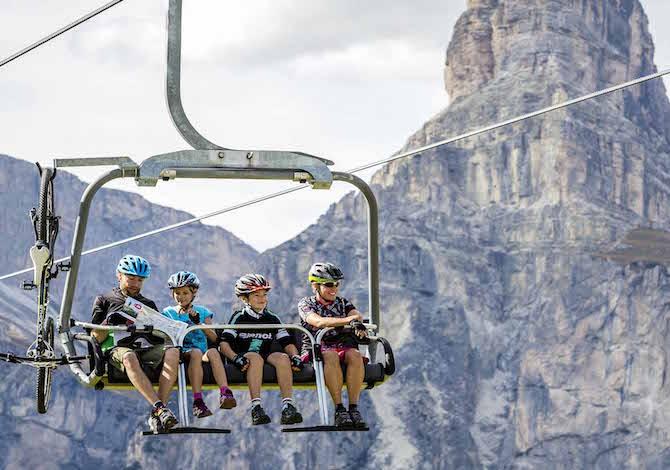 Dolomiti Super Summer - Mountain Bike - Alta Badia - ph: Roberto Bragotto