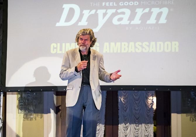 Arco Rock Legends 2018: premiati Messner, Adam Ondra e Romain Desgranges