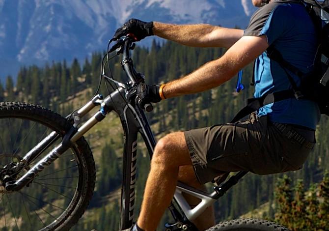 Mal di braccia mountain bike cause rimedi