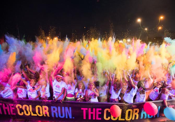 The Color Run Riccione 14 luglio 2018