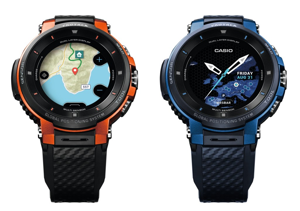 Casio PRO TREK Smart WSD-F30 IFA Berlino