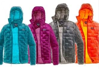 Patagonia MIcro Puff giacca imbottita
