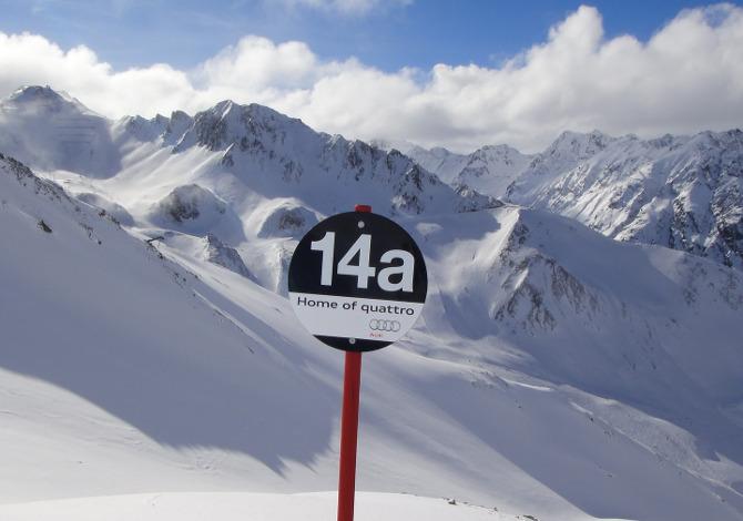 Colori delle piste da sci: cosa significano