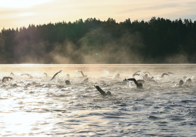 Nuoto in acque libere: cosa serve per cominciare