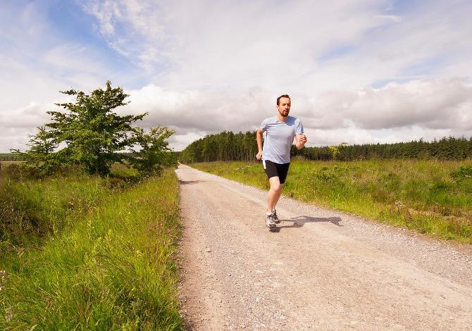 Iniziare a correre a 40 anni