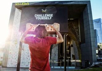 Salewa Zlagboard Challenge
