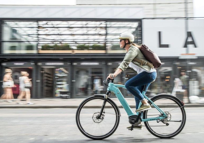codice della strada biciclette elettriche