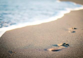 Spiaggia a impatto zero