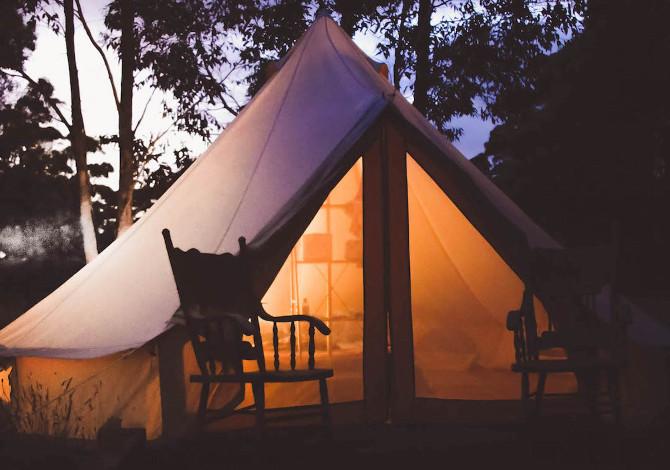 Tenda da campeggio consigli