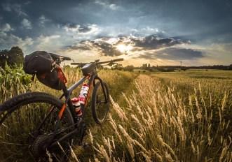 Via Silente in bici