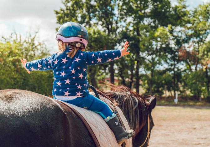 Corsi di equitazione per bambini consigli