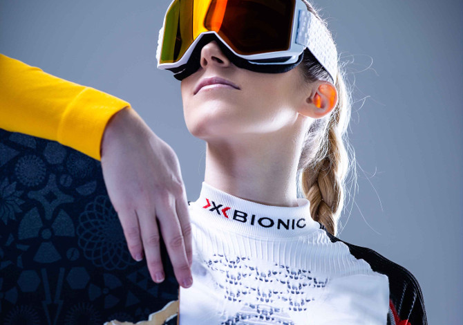 X-BIONIC Energy Accumulator intimo sport invernali