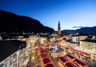 Mercatino di Natale di Bolzano 2019-