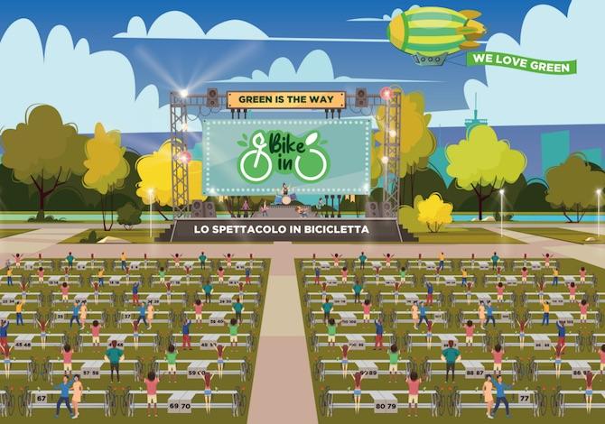 cinema-allaperto-in-bicicletta-bike-in-il-drive-in-in-bici-che-rispetta-le-distanze