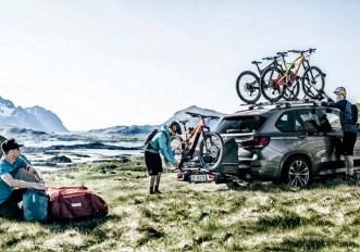 Come trasportare la bicicletta in macchina