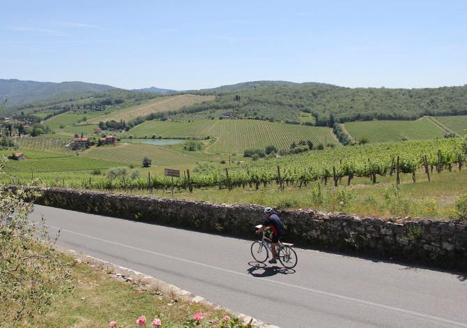 Percorsi in bicicletta in Toscana: i più belli da fare in estate