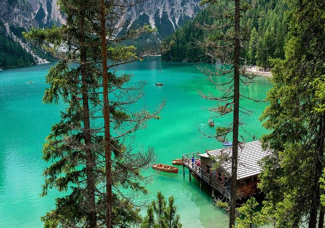 laghi di montagna piu belli d'italia