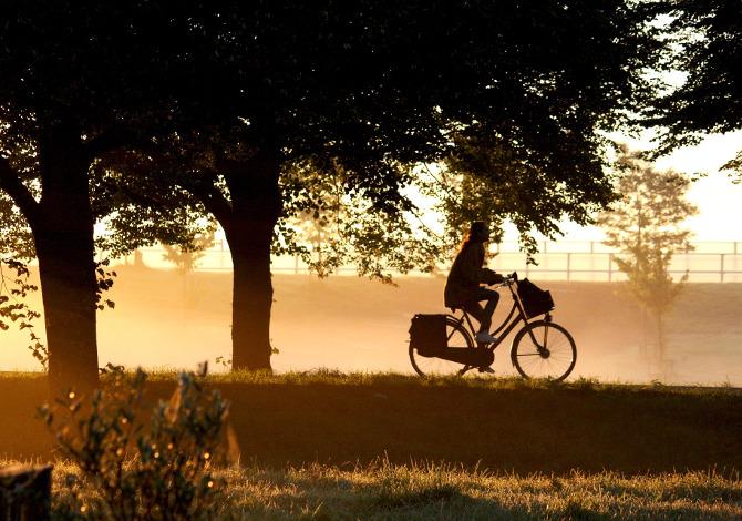 Al lavoro in bicicletta: 15 cose che ti possono servire