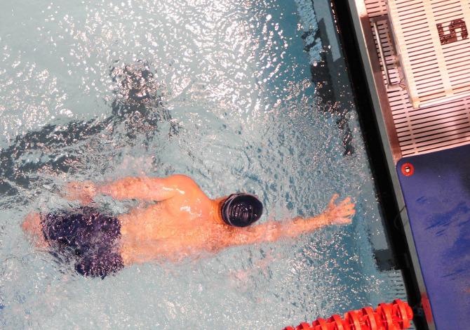 il nuoto è uno sport completo