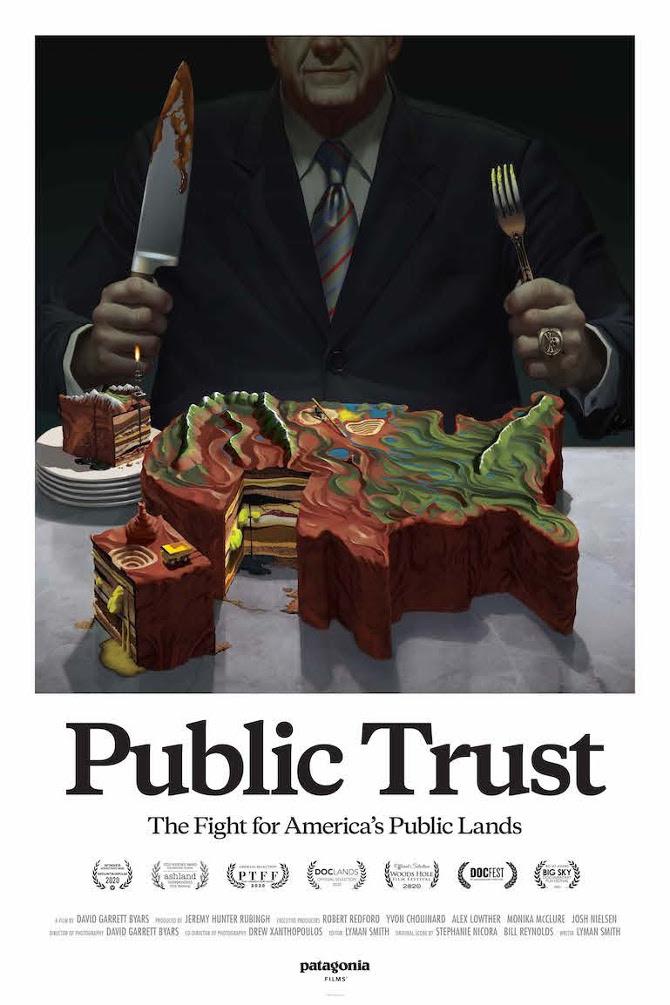 """Public Trust, il documentario sul sistema americano delle """"public lands"""""""