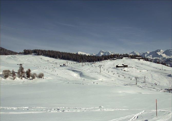 Sciare a Torgnon