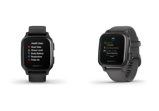 Garmin Venu Sq: smartwatch per lo sport di stile