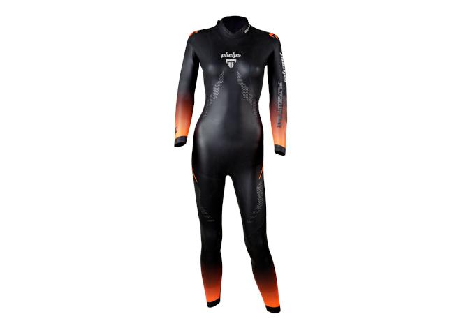 Muta allenamento nuoto acque libere Pursuit 2.0