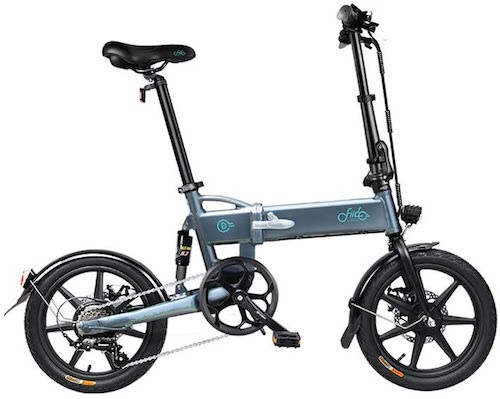FIIDO-D2s-Bici-Elettrica-Pieghevole