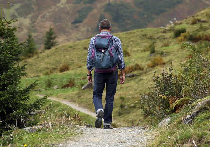 In montagna nelle zone rosse: si possono fare le escursioni?