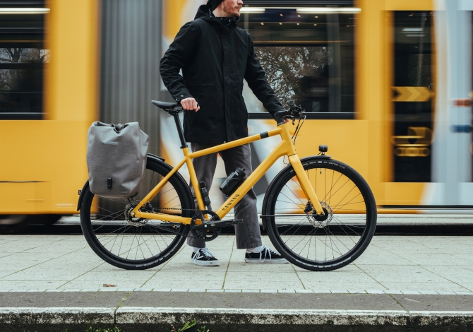 Nuova Canyon Commuter