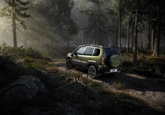 Nuova Lada Niva Travel