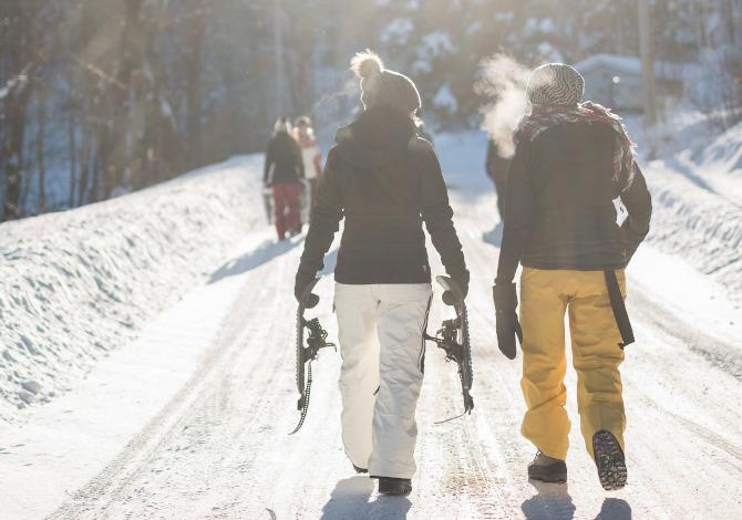 Racchette da neve: le migliori da comprare questo inverno
